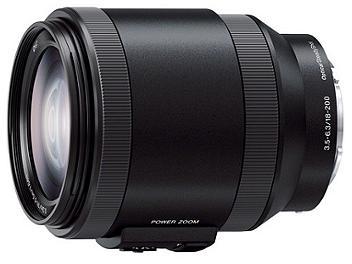 Sony SELP-18200 18-200mm F3.5-6.3 PZ OSS Lens