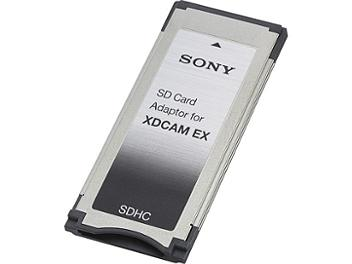Sony MEAD-SD01 SDHC SxS Card Adapter