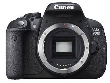 Canon EOS-700D DSLR Camera Body