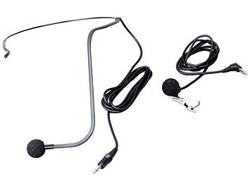 Azden HS-9 Headset Microphone with Boom Mic
