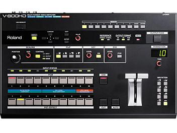 Edirol V-800HD Multi-Format Video Switcher