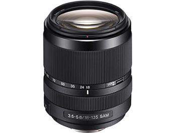 Sony SAL-18135 18-135mm F3.5-5.6 Lens