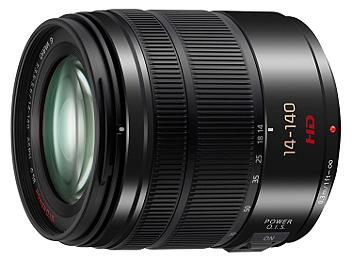 Panasonic 14-140mm F3.5-5.6 H-FS14140 ASPH POWER OIS Lens - Micro Four Thirds Mount