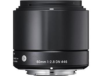 Sigma 60mm F2.8 DN Lens - Micro Four Thirds Mount