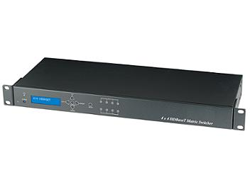 Globalmediapro SHE HE04M 4x4 HDMI CAT5 Matrix Switcher