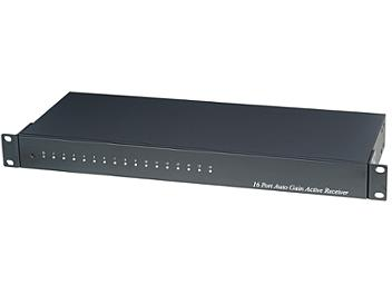 Globalmediapro SHE TPA016AH 16-Port Digital Auto Gain Active Receiver