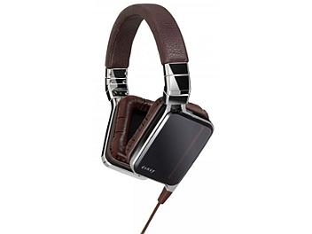 JVC HA-SR85S Around-Ear Stereo Headphones - Brown