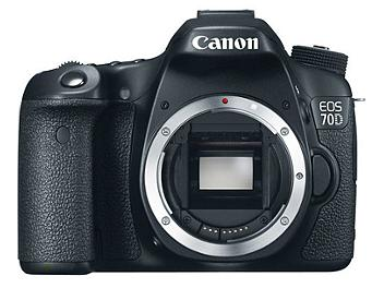 Canon EOS-70D DSLR Camera Body