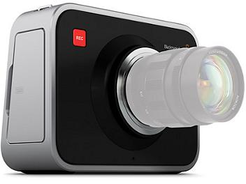 Blackmagic Cinema Camera - MFT Mount