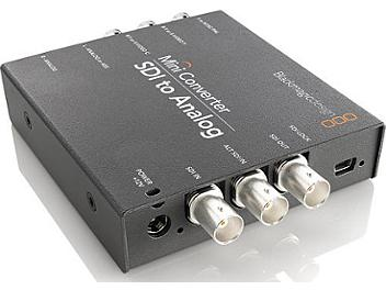 Blackmagic SDI to Analog CONVMASA Mini Converter