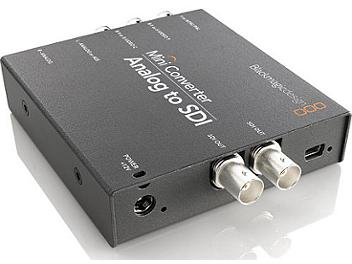 Blackmagic Analog to SDI CONVMAAS2 Mini Converter