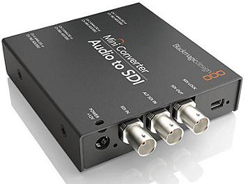 Blackmagic Audio to SDI Mini Converter