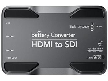Blackmagic HDMI to SDI CONVBATT/HS Converter