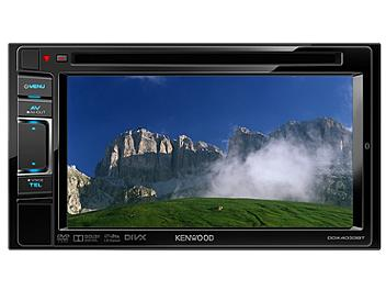 Kenwood DDX4033BT 6.1-inch Wide VGA Monitor DVD Receiver
