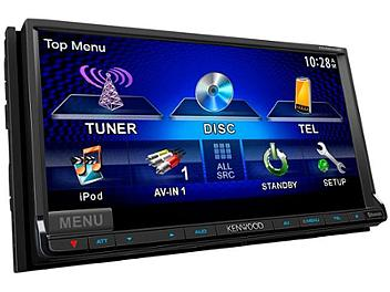 Kenwood DDX6033BT Bluetooth Built-in 7-inch Wide VGA Dual Monitor with DVD Receiver