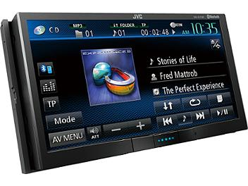 JVC KW-AV70BT Bluetooth Wireless DVD/CD/USB/SD Receiver