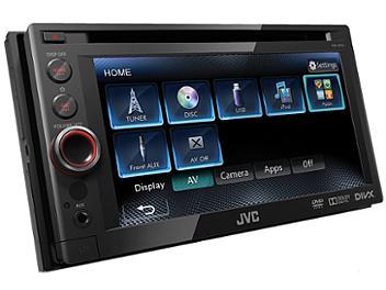 JVC KW-AV51 6.1-inch 2-DIN AV Receiver