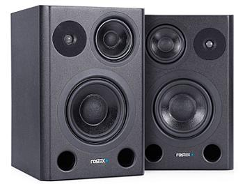 Fostex PM641 3-Way Active Professional Monitor Speakers - Pair