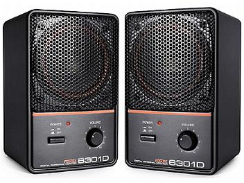 Fostex 6301D Powered Digital Speakers - Pair