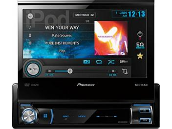 Pioneer AVH-X6550DVD 7-inch 1-DIN DVD Multimedia AV Receiver