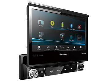Pioneer AVH-X7550BT 7-inch DVD Multimedia Receiver