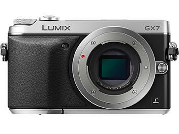 Panasonic DMC-GX7 Mirrorless Digital Camera Body PAL