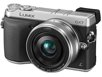 Panasonic DMC-GX7 Camera PAL Kit with 14-42mm Lens
