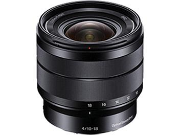 Sony SEL-1018 10-18mm F4 OSS Lens