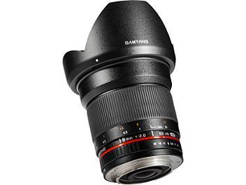 Samyang 16mm F2.0 ED AS UMC CS Lens - Sony Mount