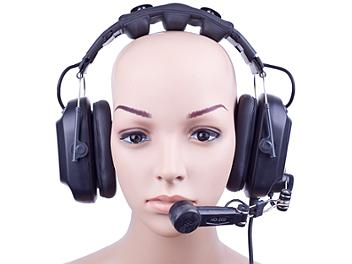 Telikou HD-202/5 Intercom Dual Ear Headset
