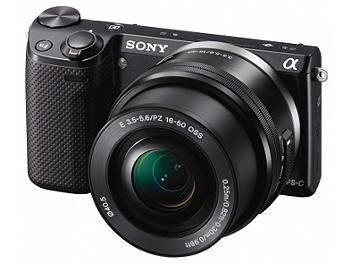 Sony Alpha NEX-5T Camera Kit with 16-50mm Lens