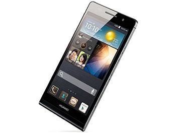 Huawei Ascend P6 Smartphone - Black