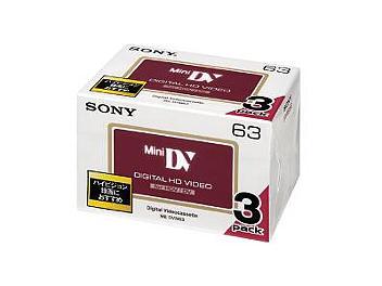 Sony 3DVM63HD mini-DV Cassette (pack 6 pcs)