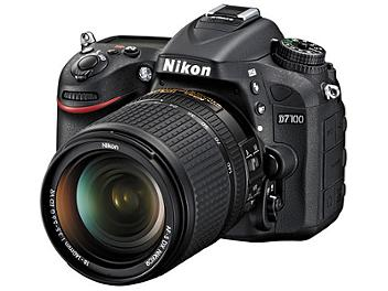 Nikon D7100 Digital SLR Camera Kit with 18-140mm VR DX Lens