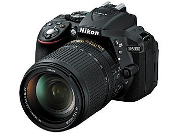 Nikon D5300 Digital SLR Camera with 18-140mm Lens
