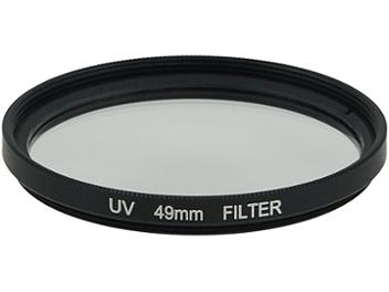 Globalmediapro Ultraviolet (UV) Filter 49mm