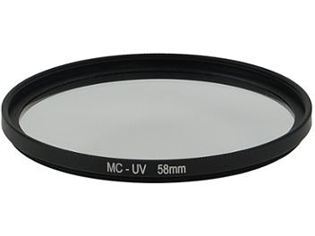 Globalmediapro Multi-Coat Ultraviolet (MC-UV) Slim Filter 58mm