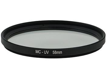 Globalmediapro Multi-Coat Ultraviolet (MC-UV) Filter 58mm