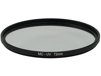 Globalmediapro Multi-Coat Ultraviolet (MC-UV) Slim Filter 72mm