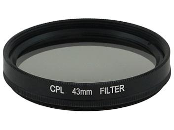 Globalmediapro CPL Filter 43mm