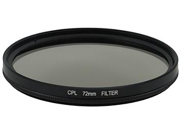 Globalmediapro Circular Polarizing (CPL) Filter 72mm