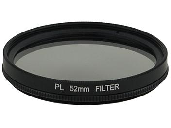 Globalmediapro Polarizing (PL) Filter 52mm