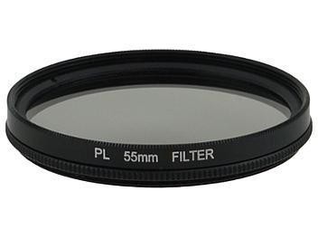 Globalmediapro Polarizing (PL) Filter 55mm