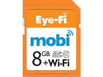 Eye-Fi 8GB Mobi Class-10 SDHC Card with Wi-Fi