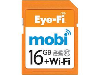 Eye-Fi 16GB Mobi Class-10 SDHC Card with Wi-Fi