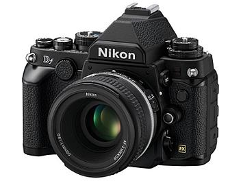 Nikon Df Digital SLR Camera Kit with 50mm Lens - Black