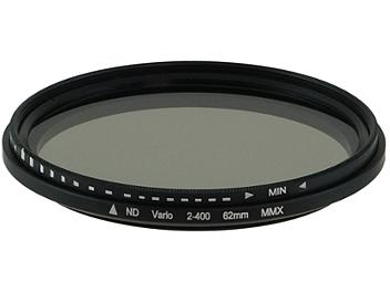 Globalmediapro ND2-ND400 Filter 62mm