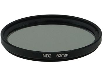 Globalmediapro Neutral Density ND2 Filter 52mm