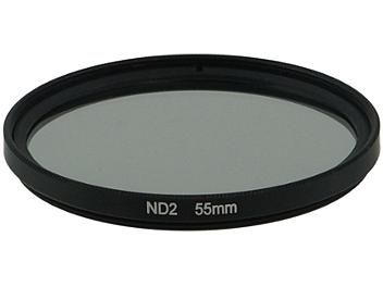 Globalmediapro Neutral Density ND2 Filter 55mm