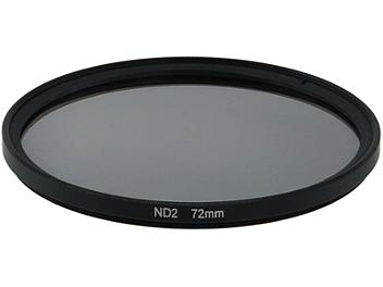 Globalmediapro ND2 Filter 72mm